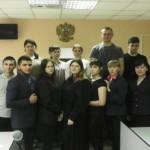 16 мая 2018 года в Колыванском районном суде было проведено учебное занятие в форме деловой игры.