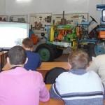 Открытое заседание кружка по английскому языку  «Устройство трактора МТЗ-80»