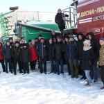Для учащихся агрошколы Колыванского колледжа проведена экскурсия