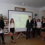 В   Колыванском    аграрном  колледже  прошел  вечер  «Жемчужины  Новосибирской  области»