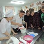 Мастер-класс «Моя профессия -  пекарь»