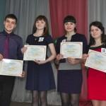 Финалисты конкурса Студент года - 2014