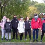 Волонтерский отряд «Свои люди» приняли участие в «Плоггинге»