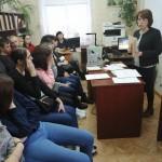Урок-экскурсия в отдел архивной службы